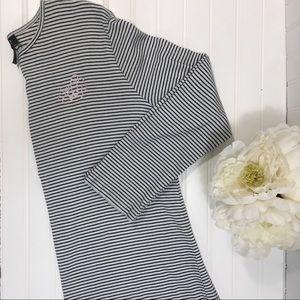 LAUREN RALPH LAUREN Night Shirt Dress  XL